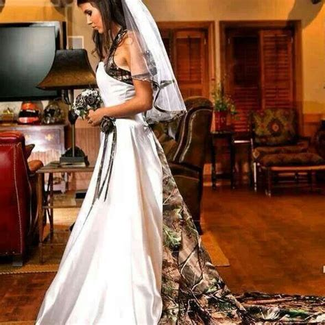 beautiful camo country theme wedding future wedding