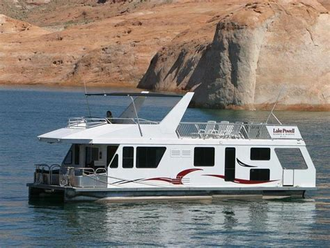 house boat rentals lake powell 48 foot navigator class houseboat