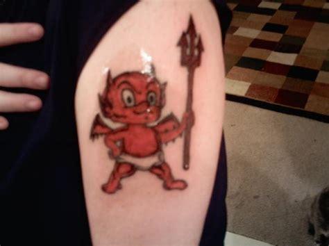 little devil tattoo pics for gt