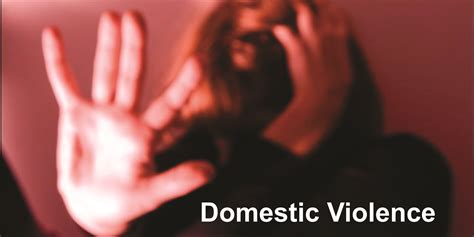 A Place Of Violence Domestic Violence Effects
