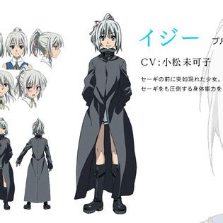 taboo tattoo characters anime unveils cast character designs