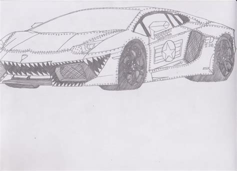 How Do You Draw A Lamborghini Usaf Lamborghini Aventador By Jmig3 On Deviantart