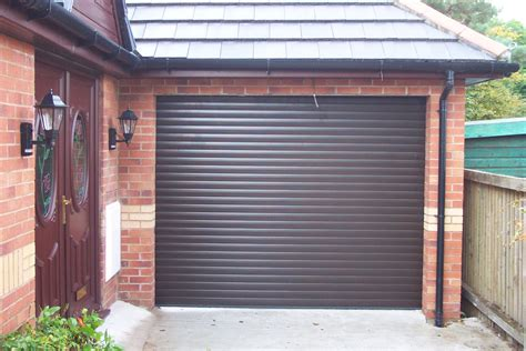 Black Garage Warrington by Secure Garage Doors Liverpool Wirral Warrington All