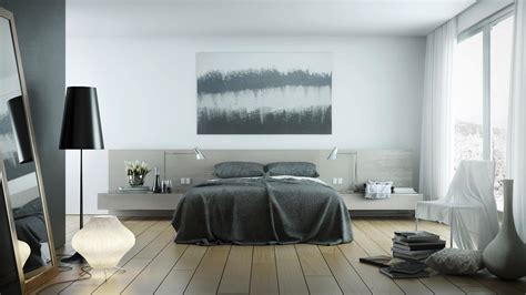 Grey Bedroom Design Gray Bedroom Interior Design Ideas