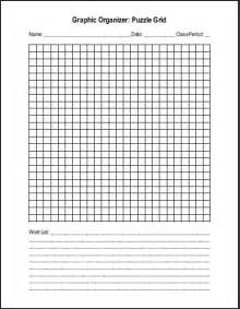create your own word search template free printable blank word search puzzle grid student