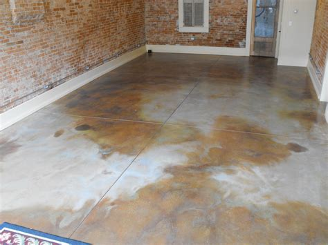 Sealed Garage Floor by Houseofaura Concrete Sealer Garage Floor The