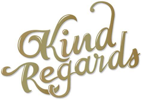 In Regards 3 by Regards Or Best Wishes Bridging The Unbridgeable