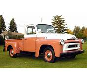 1956 INTERNATIONAL S100 PICKUP  15735
