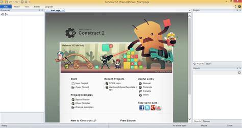 construct 2 html5 tutorial construct 2 software membuat game tanpa coding adi