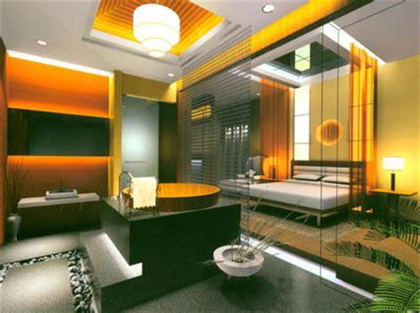 lujo habitaci 179 n con habitaci 168 174 n de hotel con spa 3d model free 3d