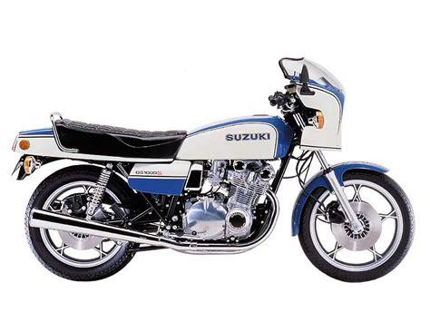 Motorrad Youngtimer Suzuki by Suzuki Gs1000s 1979 Motorrad Youngtimer Blog