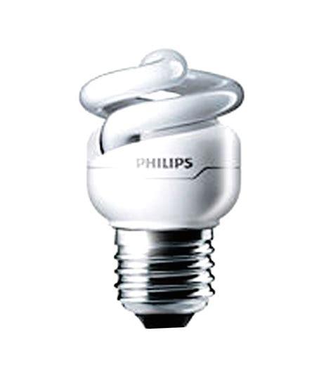 Lu Philips Tornado Spiral 5w philips tornado spiral energy saving bulb 5w 25 w buy