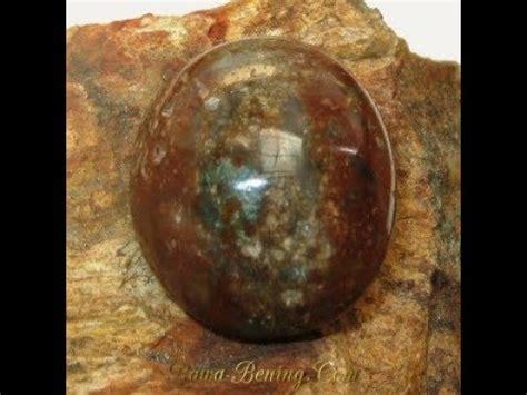 Batu Akik Jasper Totol Iga143 batu akik jasper oval cabochon 18 04 carat