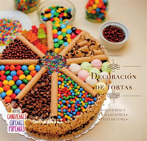 decorar tortas decoraci 243 n de tortas by sabe usted de libros issuu