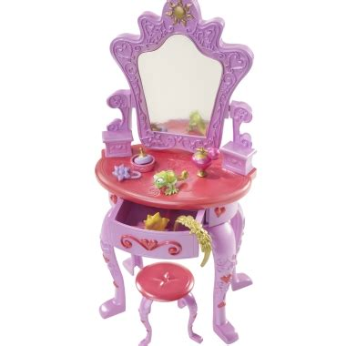 Disney Vanity by Disney S Tangled Vanity Playset Only 9 99 The Daily
