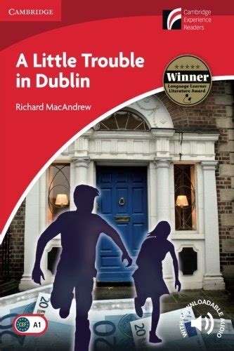 leer elibro a little trouble in dublin level 1 beginner elementary cambridge discovery readers