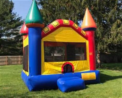 bouncers backyard rentals bounce house party rentals jlapartyrentals com new jersey
