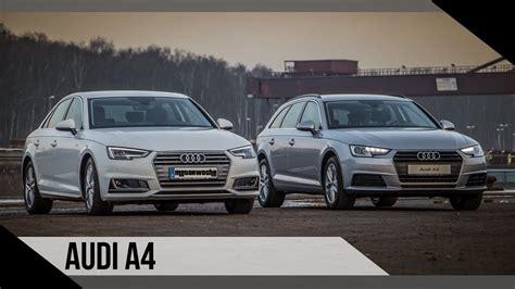Audi A4 Tdi Limousine by Motorwoche Audi A4 2 0 Tdi Limousine Und Avant