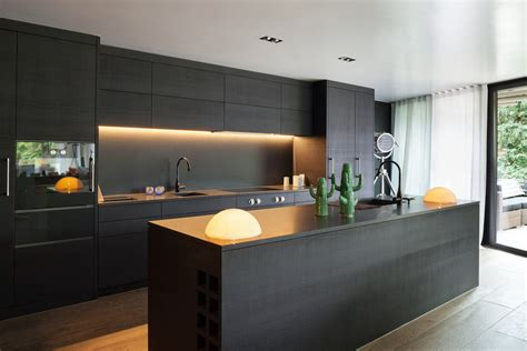 funky kitchen ideas 2018 33 sleek black kitchen ideas for 2018