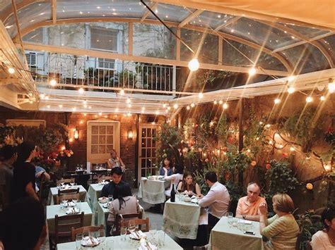 cornelia street restaurants tracy kalers  york life