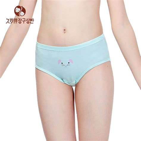 13yo underwear 2015 hot student underwear pure cotton kids girls growing