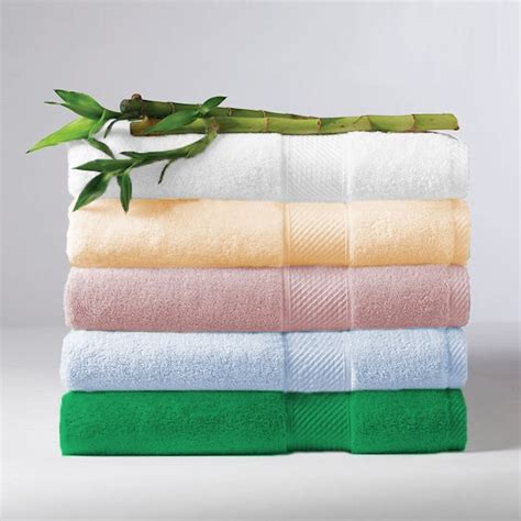 100 Bamboo Towels by Premium Bamboo Towel