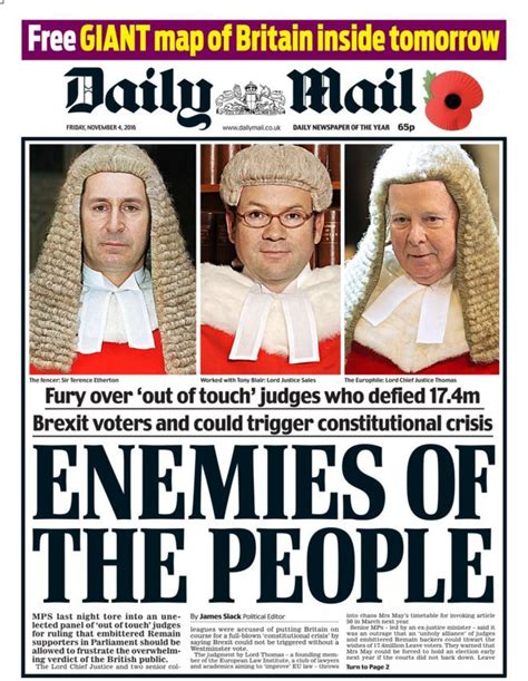daily mail vice united states yes but which of today s newspaper front pages is most