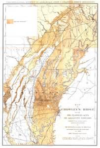 crowley s ridge 1889 topo map big
