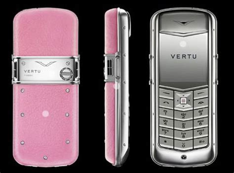 Casing Nokia 9500 Pink Edition mobile review review of gsm handset vertu constellation