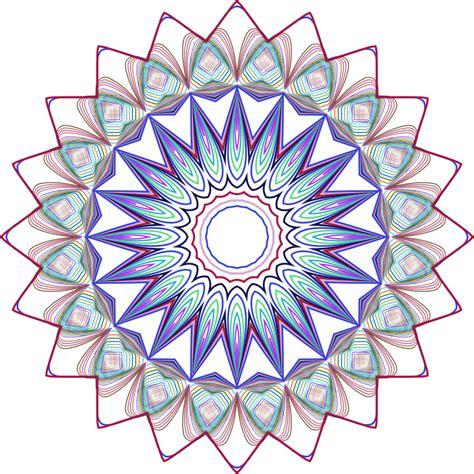 design art png clipart prismatic mandala line art design 3 no background