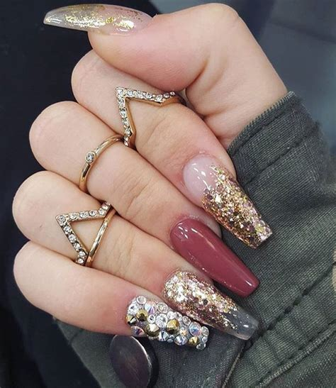Tips Nails Design Set