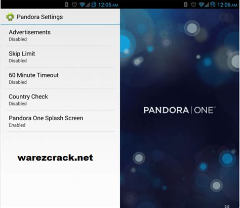 pandora one apk unlimited skips no ads 6 0 free
