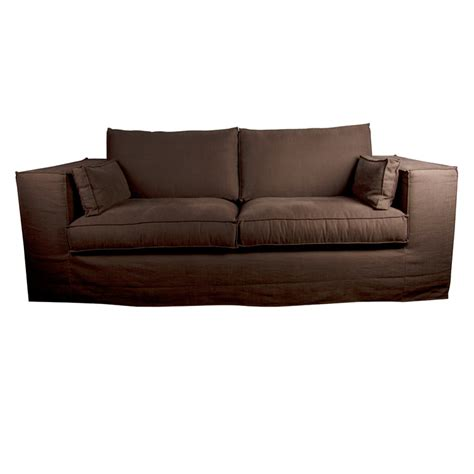 comfort couch company contemporary sofas chocolate single stitch comfort