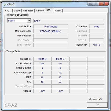 Berapa Ram Cpu aplikasi pendeteksi jenis ram di komputer berbagi bersama