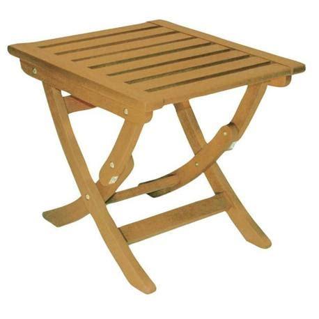 acacia wood folding table folding coffee table acacia wood 50x44 cm