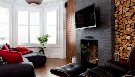 fireplace feature wall designs google search