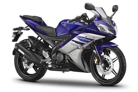 yamaha yzf r15 price in india, mileage, colours @bikedekho