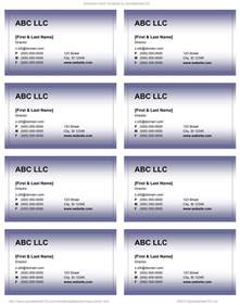business card template on word business card templates for word