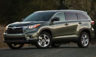 Toyota Highlander Colors 2014 Toyota Highlander Colors 2017 Car Reviews Prices