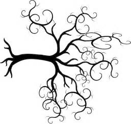 Tree Outline Png by Tree Outline Clipart Clipart Best