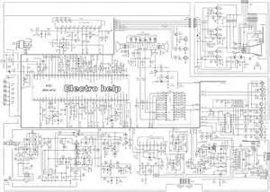 crt tv wiring diagram samsung led tv circuit diagram pdf panicattacktreatment co