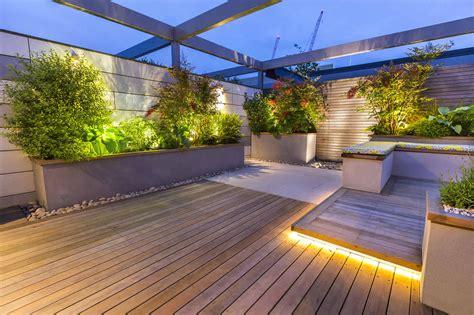 roof terrace design penthouse apartment king s cross