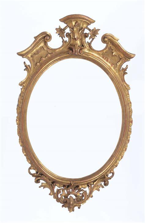 cornice dorata cornice ovale dorata con cimasa a volute e cornice