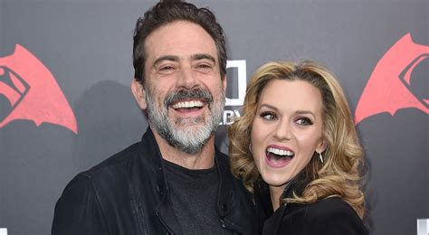 how did jeffrey dean morgan and hilarie burton meet