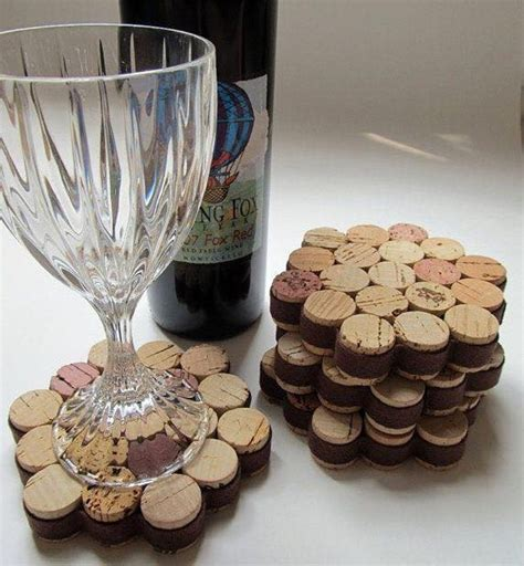 crafts made with wine corks diy unique cork crafts that will beautify your home