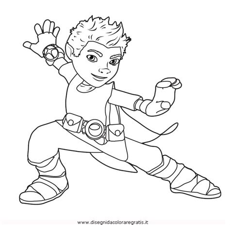 Coloring Pages Tree Fu Tom | tree fu tom coloring pages sketch coloring page