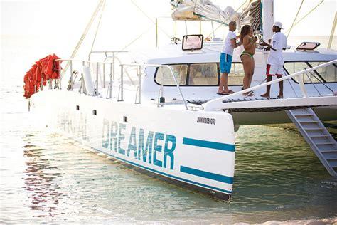 dreamer catamaran tours jamaica dreamer catamaran cruises but si yah