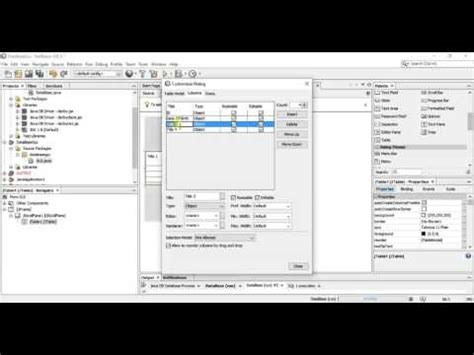 database design tutorial youtube java tutorial creating a java gui application with