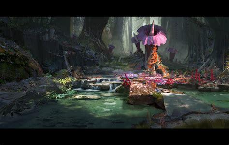 ps exclusive god  war  concept arts leaked kratos