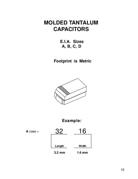tantalum capacitor eagle library tantalum capacitor footprint 28 images afk series cornell dubilier electronics surface mount
